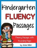 Kindergarten Fluency Passages
