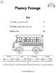 Kindergarten Fluency Passages BUNDLE