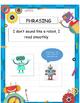 Kindergarten Fluency Posters