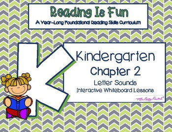 Reading Is Fun: K Foundational Reading Skills Chapter 2