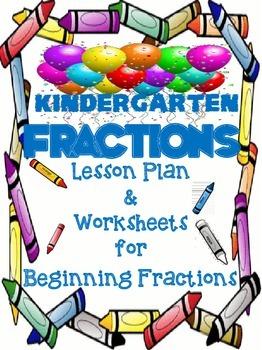 Fractions for Kindergarten? You Bet