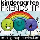 Kindergarten Friendship Group Counseling Curriculum Activities