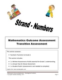 Kindergarten Full Transition Assessment