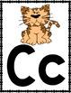 Kindergarten Fundationally FUN PHONICS Level K Alphabet & Digraph Posters