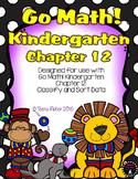 Kindergarten GO Math! Chapter 12: Classify and Sort Data