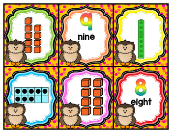 Kindergarten GO Math! Chapter 4 - Show and Compare to 10
