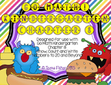 Kindergarten GO Math! Chapter 8: Show, Count, & Write Numb