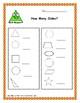 Kindergarten & 1st Grade Geometry Unit:  2-D and 3-D Shapes