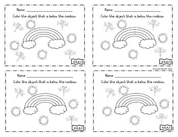 Common Core Exit Tickets: Kindergarten Geometry (K.G.)
