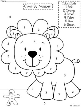 Kindergarten / Gingerbread Man Goes to Zoo.   Positional Words / Christmas