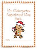 Kindergarten Gingerbread Man Unit