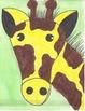 Kindergarten - Giraffe drawing lesson