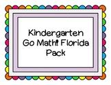 Kindergarten Go Math! Florida Bundle