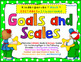 Kindergarten Goals and Scales Bundle {EDITABLE}