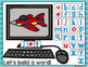 Kindergarten Google Classroom - CVC Build a Word