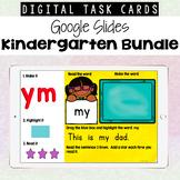 Kindergarten Google Slides™ Resources Bundle