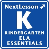Kindergarten ELA Essentials Bundle