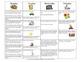Kindergarten Grade Homework Calendar For the Year