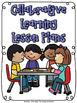 (Kindergarten) Grade and Subject Lesson Plan Dividers