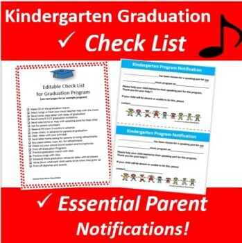 Kindergarten Diploma {Activities & Songs}