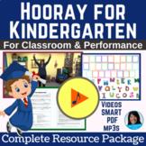 Kindergarten Graduation | Action Song & Activity | mp3s, PDF, SMART, Video