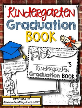 "Kindergarten Graduation Book --- End-of-Year ""Show What I Know"" Book"