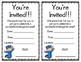 Kindergarten Graduation Certificate & Invitation Packet