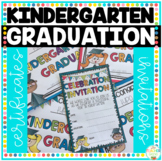 Kindergarten Graduation Certificates & Kindergarten Graduation Invitations