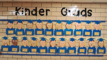 Kindergarten Graduation Craft