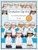 Kindergarten Graduation Craft and Clip Art Bundle