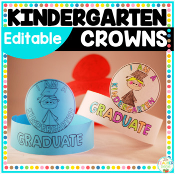 Kindergarten Graduation Crowns