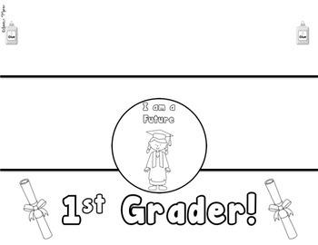 Kindergarten Graduation Crowns for End of Year