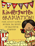 Kindergarten Graduation Diploma, Invitation, Poem, Nursery Rhymes