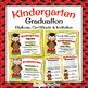 Kindergarten Graduation Diploma and Invitation Cute Owl Aw