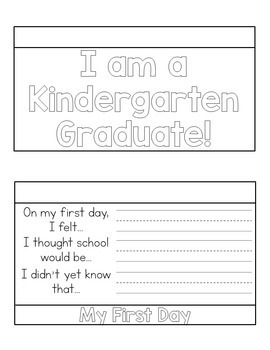 Graduation Flip Book