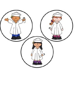 Kindergarten Graduation- Fun Pack in Color-(Matching Clip Art Available)