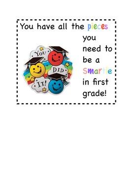 Kindergarten Graduation Gift