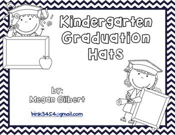 Kindergarten Graduation Hats