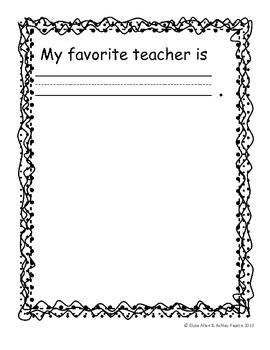 Kindergarten Graduation Keepsake Journals