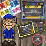 Kindergarten Graduation Pack - Diploma - Banner - Invitati