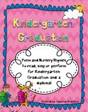 Kindergarten Graduation Poem, Nursery Rhymes, Diploma