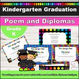 Kindergarten Graduation Poem For End of Year