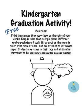Kindergarten Graduation Project