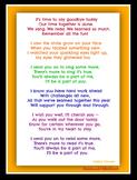 Kindergarten Graduation Song for Slideshow Soundtrack
