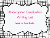 Kindergarten Graduation Writing Craftivity