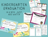 Kindergarten Graduation in a Box