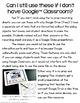 Kindergarten Grammar Digital Task Cards Bundle - Paperless