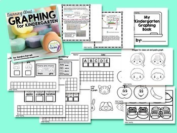 Kindergarten Graphing Unit
