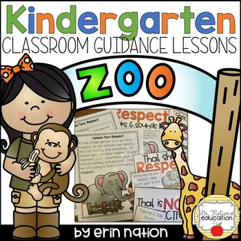 Kindergarten Classroom Guidance Lessons