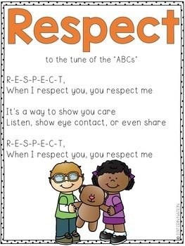 Kindergarten Classroom Guidance Lessons